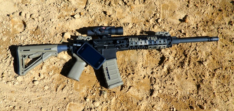 Tacticool Review: The Magpul iPhone Case – Jason Nash
