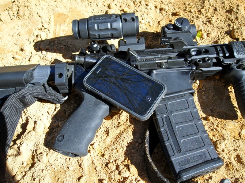 tacticool review the magpul iphone case � jason nash